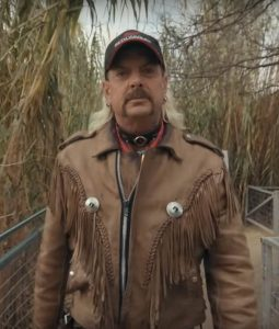 Tiger King Murder Mayhem and Madness Joe Exotic Fringe Jacket