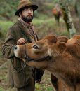 John Magaro First Cow Coat