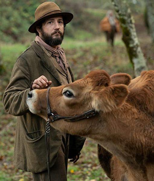 First Cow John Magaro Coat