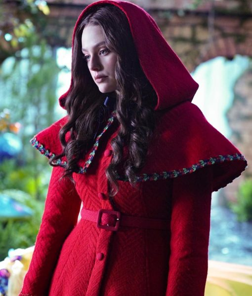 Legacies S02 Hope Mikaelson Red Coat