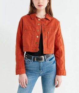 Lexi Underwood Little Fires Everywhere Jacket
