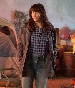 Liv Tyler 9-1-1 Lone Star Michelle Blake Jacket