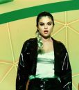Look At Her Now Song Selena Gomez leather Jacket