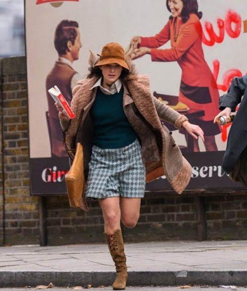 Keira Knightley Misbehaviour Trench Coat