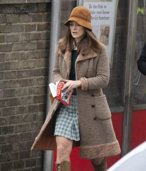 Misbehaviour Sally Alexander Trench Coat
