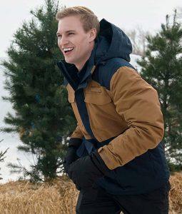 Marshall Williams Amazing Winter Romance Jacket With Hood