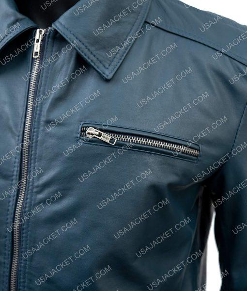 Need For Speed Aaron Paul Biker Jacket