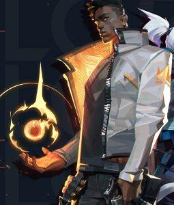 Phoenix Fiery Leather Jacket