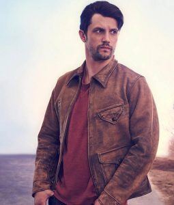 Roswell, New Mexico Max Evans Brown Jacket