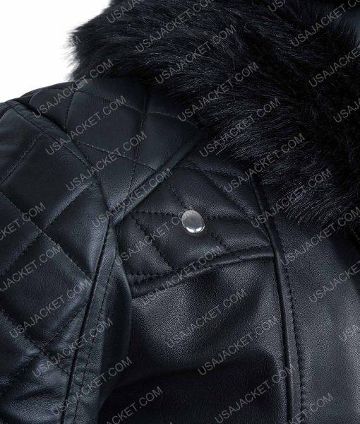 Seth Rollins Moto Leather Jacket