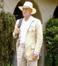 Star Trek Picard Off-White Patrick Stewart Coat