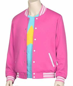 Steven Universe Pink Letterman Jacket