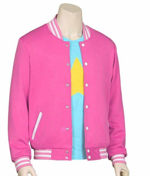 Steven Universe Pink Baseball Jacket