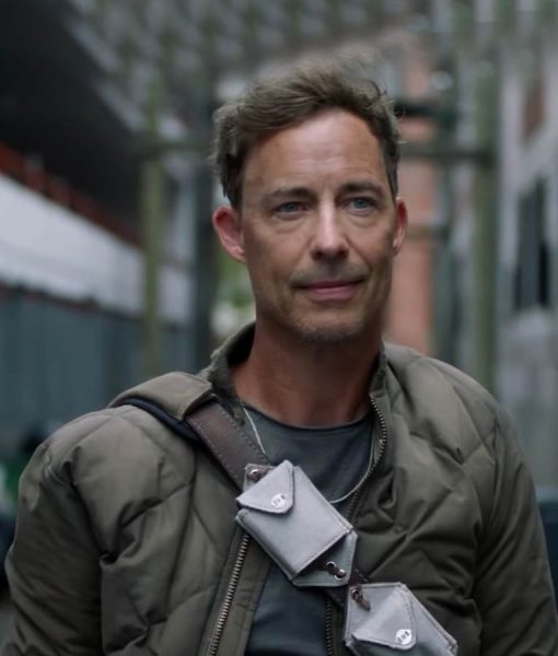 Tom Cavanagh The Flash S06 Ep15 Eobard Thawne Jacket