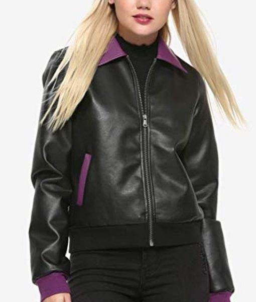 Toni Topaz Skull Kiss Riverdale Pretty Poisons Jacket