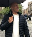 Fast & Furious Dominic Toretto Black Puffer Jacket