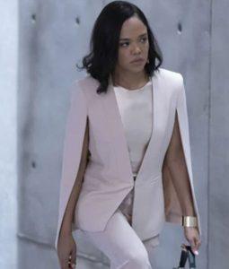 Tessa Thompson Westworld Season 3 Coat