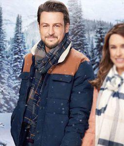 Tyler Hynes Winter In Vail Jacket
