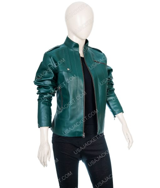 Women's Designer Motorcycle Jacket