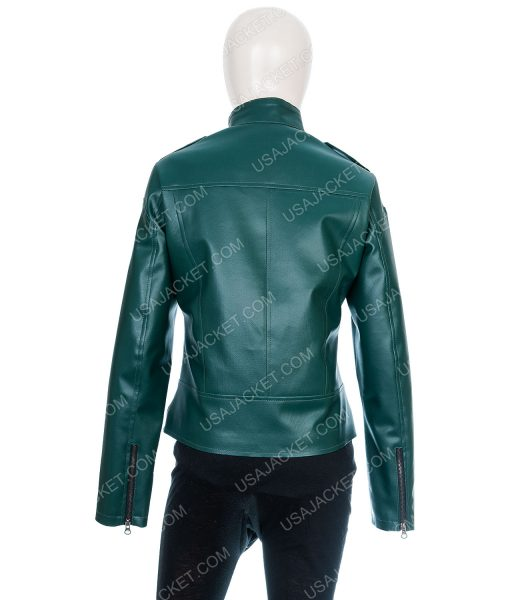 Women's Designer Motorcycle leather Jacket