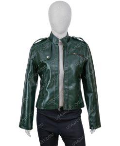 Women's Green Jacket