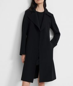 Lauren Graham Zoey's Extraordinary Playlist Coat