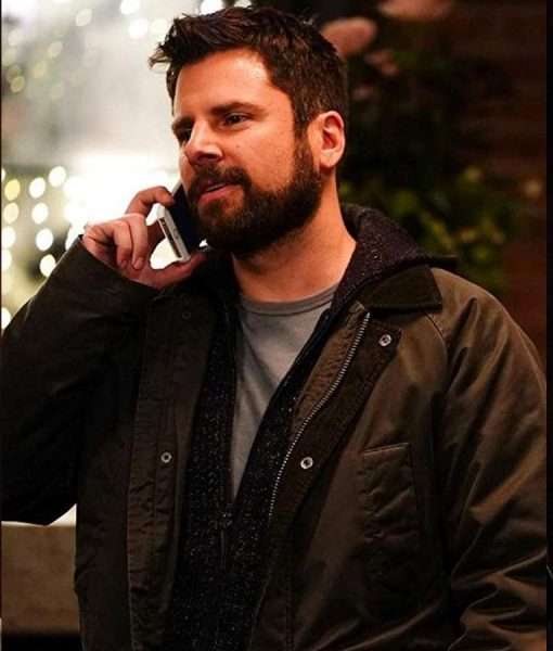 James Roday A Million Little Things Gary Mendez Jacket
