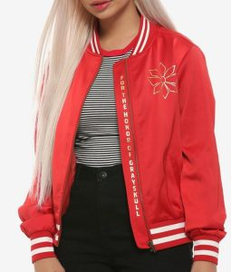 She-Ra and The Princesses of Power Adora Bomber Jacket