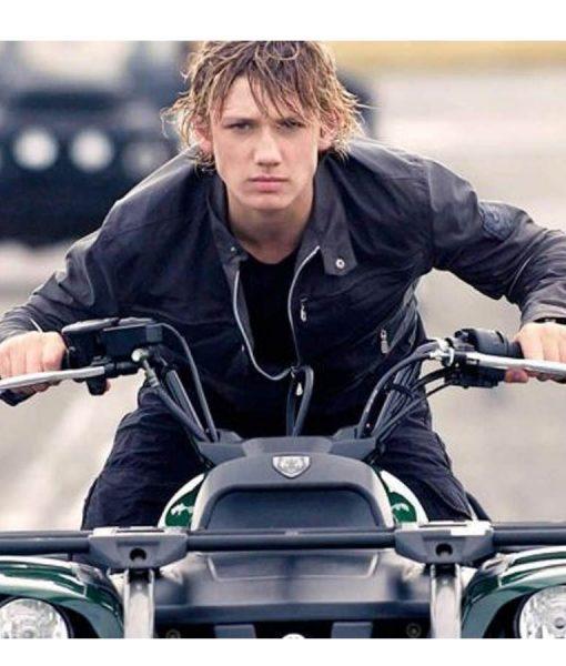 Alex Rider Operation Stormbreaker jacket