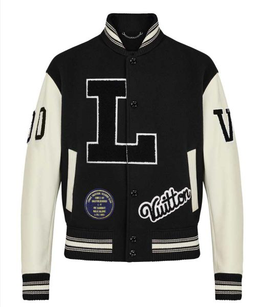 BlackAF Kenya Barris Varsity Jacket