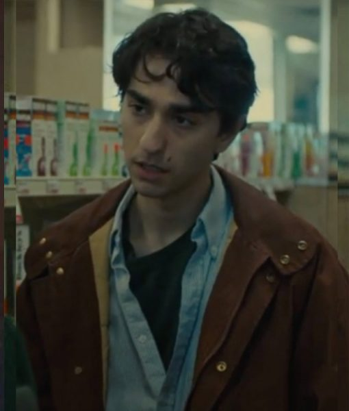 Alex Wolff Castle In The Ground Henry Jacket
