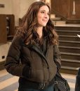 Chicago P.D. S07 Haoley Upton Puffer jacket
