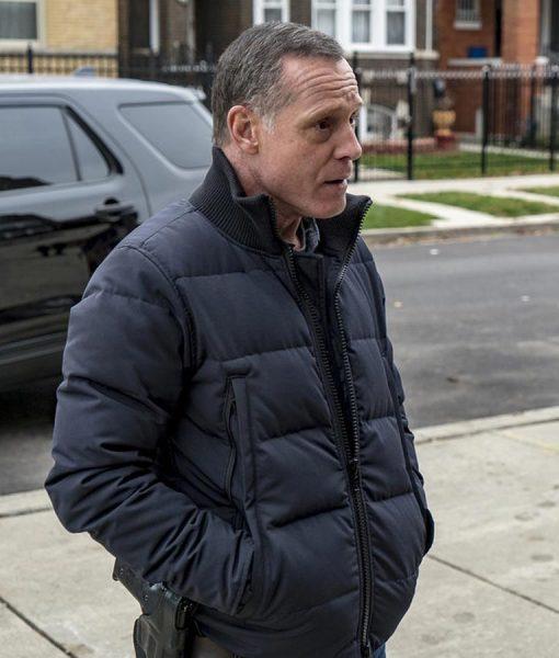Chicago P.D. S07 Hank Voight Jacket
