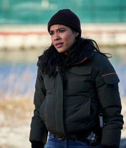 Chicago P.D. S07 Ep14 Vanessa Rojas Jacket