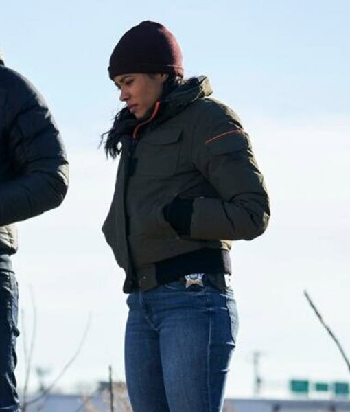 Chicago P.D. S07 Lisseth Chavez Jacket