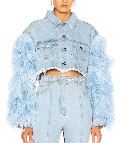 Jade Peyton Dynasty Vanessa Denim Jacket
