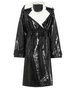 Dynasty S03 Alexis Carrington Black Coat