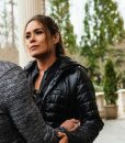 Dynasty S03 Cristal Carrington Jacket With Hood