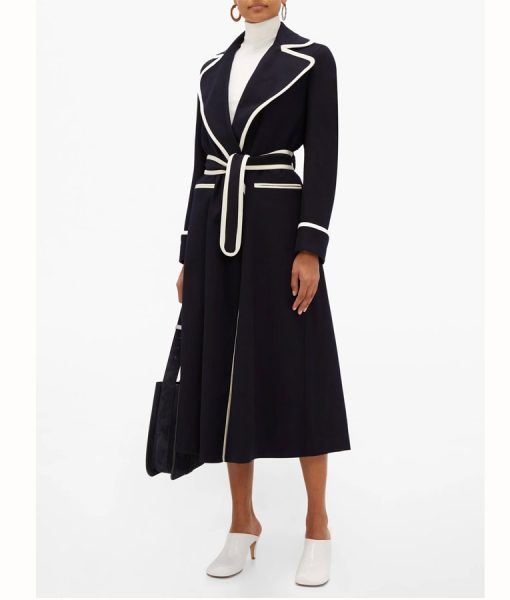 Dynasty S03 Fallon Carrington Coat