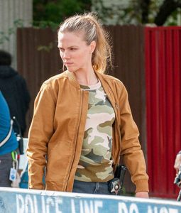Chicago P.D. S07 Hailey Upton Bomber Jacket