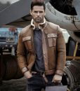 Jason B3 Shearling Sheepskin Jacket