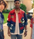 Kid Cudi Bill & Ted Face The Music Leather Jacket