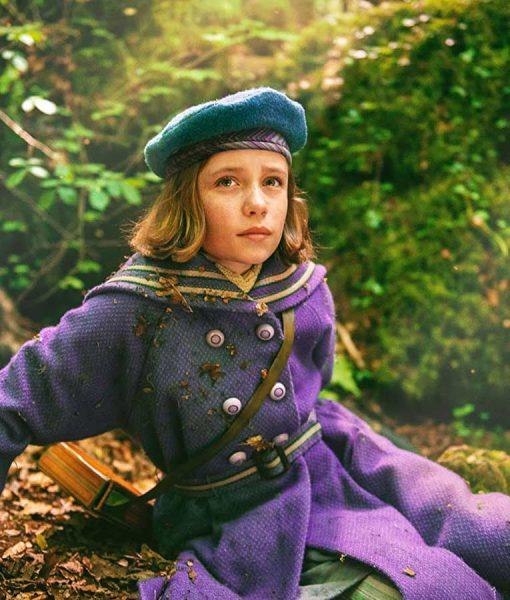 Mary Lennox The Secret Garden Coat