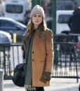 Melissa Roxburgh Manifest Season 02 Coat