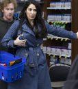 Michelle Borth Karen No Good Deed Coat