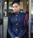 Navy Blue Motherland Fort Salem Uniform Jacket