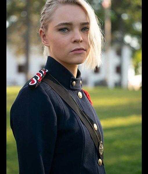 Motherland Fort Salem Blue Uniform Jacket