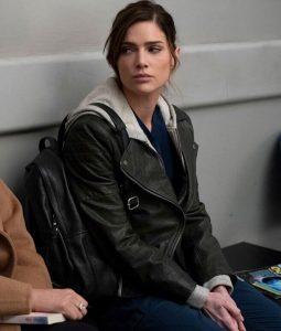 New Amsterdam Season 02 Leather Dr. Lauren Bloom Jacket