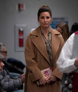 New Amsterdam Season 02 Jeanie Bloom Trench Coat