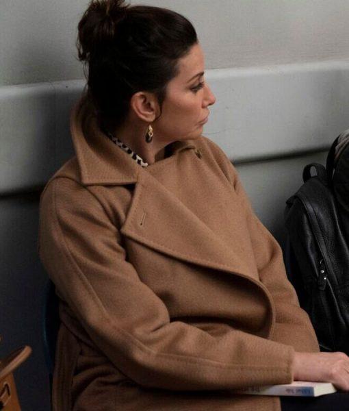 New Amsterdam Season 02 Jeanie Bloom Coat